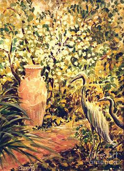 Garden Sentinels by Dee Davis