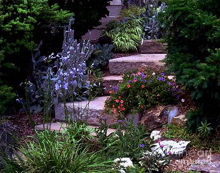 Dale   Ford - Garden Steps