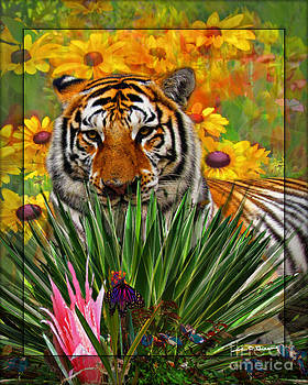 Garden Tiger by John Breen