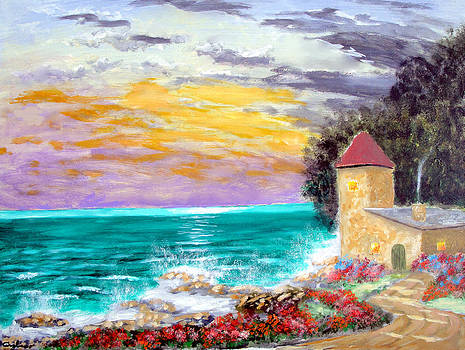 Gardens Of Paradise by Larry Cirigliano