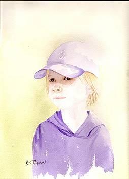 Gazing Girl by Constance Larimer