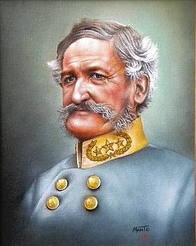 General Sibley by Mahto Hogue