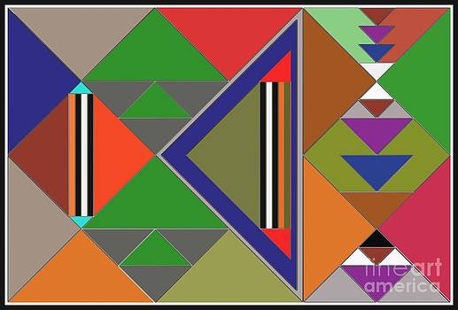 Geometric by Vilas Malankar