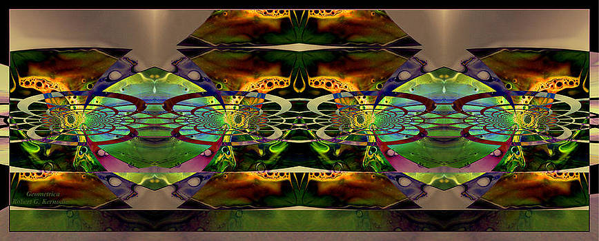 Robert Kernodle - Geometrica