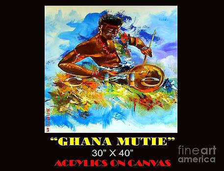 Ghana Mutie by Clement Martey