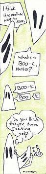 Michael Mooney - Ghost Bookmark