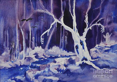 Ghost Trees by Joan Putnam