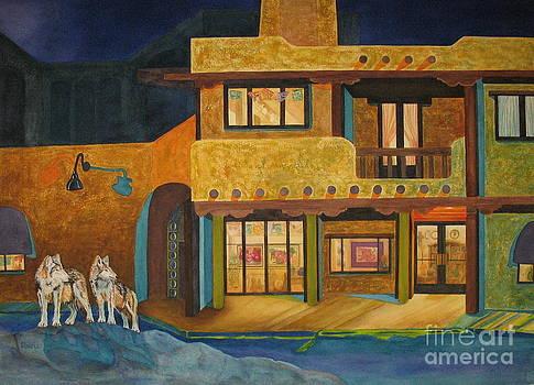 Ghost Wolves by Vikki Wicks