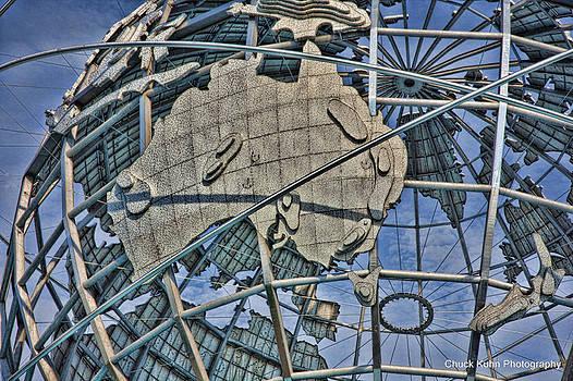 Chuck Kuhn - Giant Globe