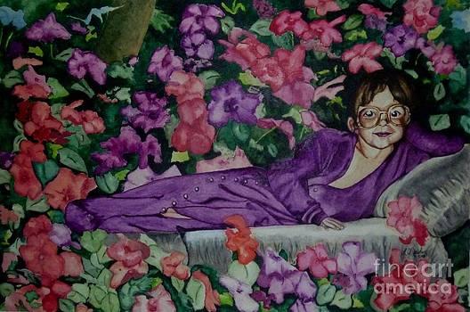 Ginny's Girl by LJ Newlin
