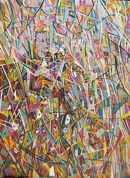 Girl by Oksana Cherkas