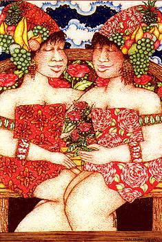 Girlfriends by Dede Shamel Davalos