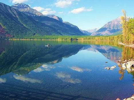 Glacier Park Magic by Deahn      Benware