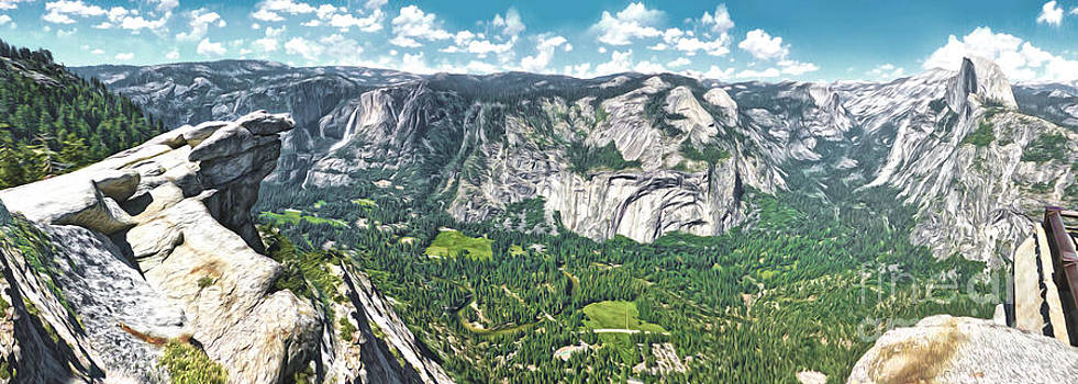 Gregory Dyer - Glacier Point Yosemite