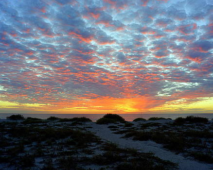 Glorious Sunset by John Myers