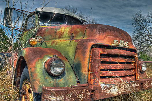 GMC Workhorse I by Terry Hollensworth-Rutledge