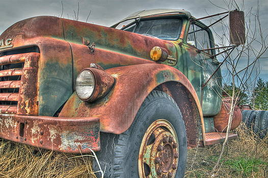GMC Workhorse III by Terry Hollensworth-Rutledge