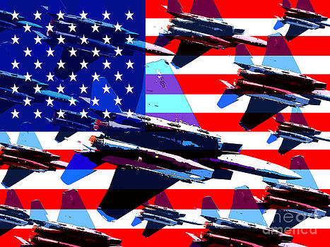 Wingsdomain Art and Photography - God Bless America Land Of The Free