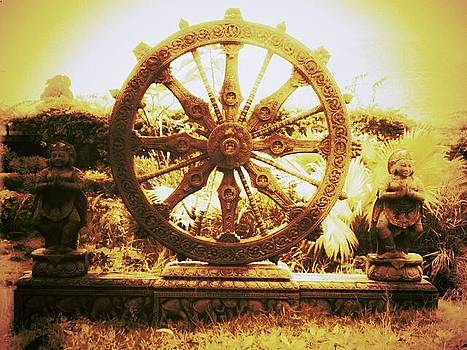 God Wheels by Prashant Upadhyay