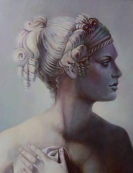 Goddess Detail by Geraldine Arata