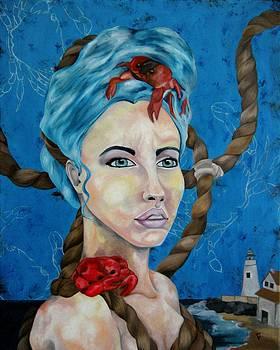 Goddess of Maryland by Victoria Dietz