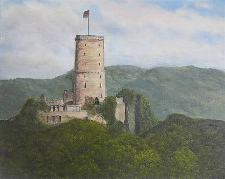 Godesburg castle by Heather Matthews