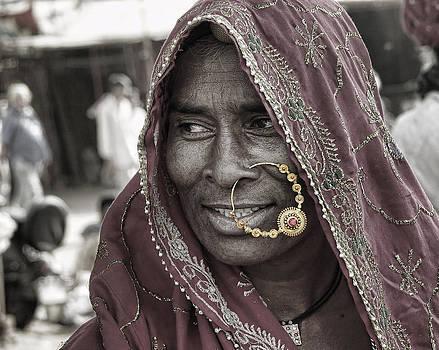Golden Beauty by Ratan Sonal