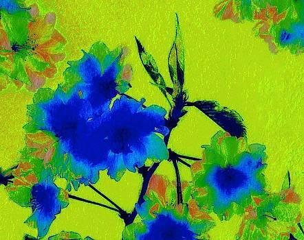 Golden Blossom by Jen White