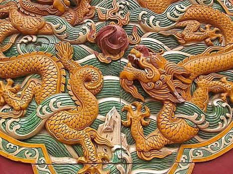 Alfred Ng - golden dragon