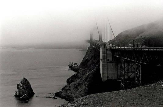 Golden Gate.. by Tanya Tanski