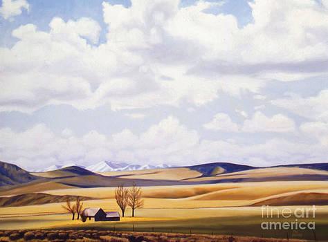 Golden Hills by Phil Hopkins
