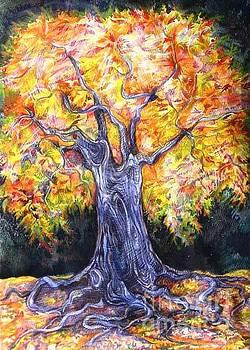 Anna  Duyunova - Golden Oak