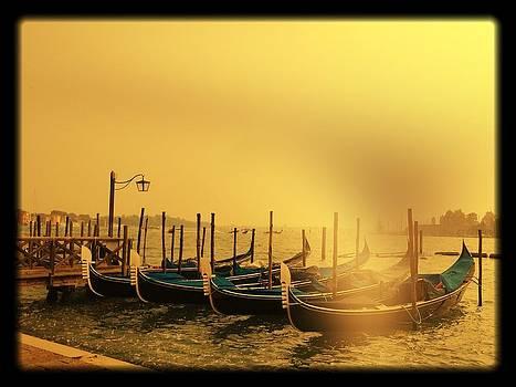 Gondolas by Shelley Smith