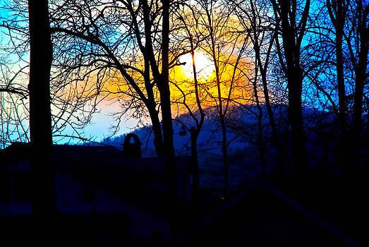 Good Evening by Susan Leggett