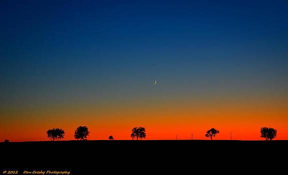 Good Night Moon by Dan Crosby