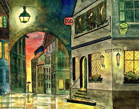 Frank SantAgata - Goodnight Old Friends