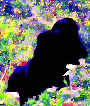 Gorilla by Rod Saavedra-Ferrere