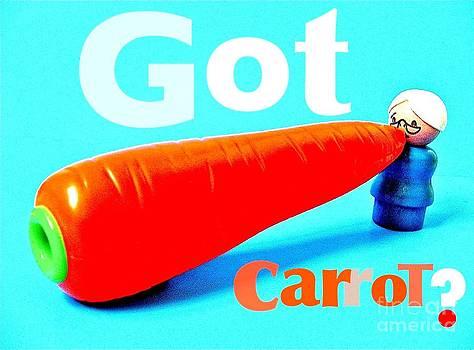 Got Carrot by Ricky Sencion