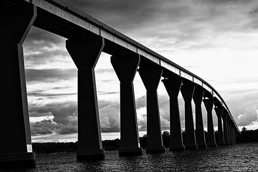 Gov. Thomas Johnson Bridge by Kelly Reber