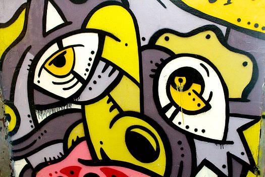 Graffarty by Ferry Ten Brink