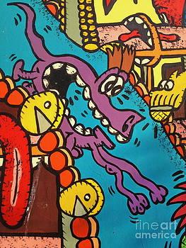 Andrea Kollo - Graffiti Art