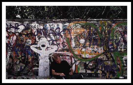 Graffiti by Mark Britten