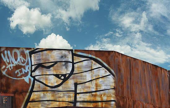 Nikki Marie Smith - Graffiti Monster
