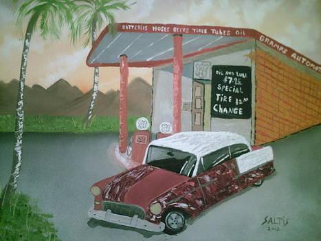 Gramps Automotive by Jim Saltis