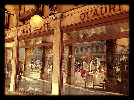 Gran Caffe' by Shelley Smith