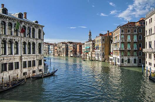 Grand Canal by Jen Morrison