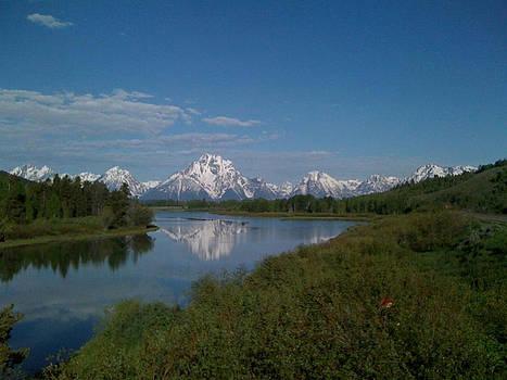 Grand Teton National Park by Tanya Moody
