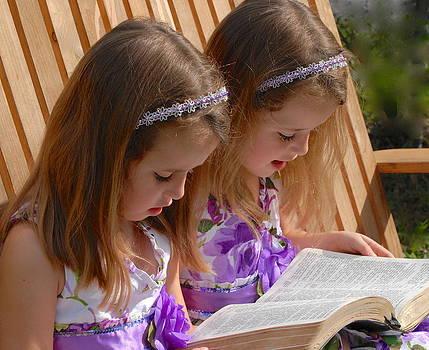 Granny's Bible by Claire Pridgeon