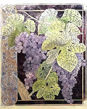 Grapes by Sara Bell