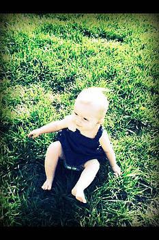 Grassy Baby  by Emma Sechrest